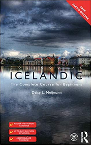 Image for Colloquial Icelandic: The Complete Course for Beginners (Colloquial Series)