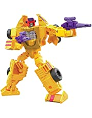 Transformers Toys Generations Legacy Deluxe Decepticon Dragstrip Action Figure - Kids Ages 8 and Up, 5.5-inch