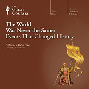 The World Was Never the Same: Events That Changed History Lecture