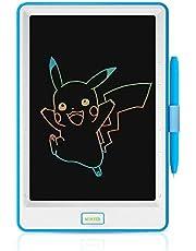 NEWYES Bloc de Notas electrónico con Pantalla a Color y Pantalla LCD de 10 Pulgadas para niños y Adultos