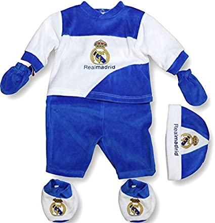 Pijama Real Madrid para Bebé