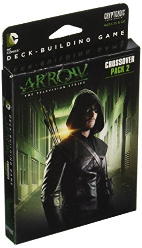 DC Comics Deck Building Game Crossover 2 Card Game (Arrow)