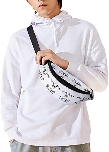 牛が帰ってくるまであなたを愛して-ガイド付き ウエストバッグ ショルダーバッグチェストバッグ ヒップバッグ 多機能 防水 軽量 スポーツアウトドアクロスボディバッグユニセックスピクニック小旅行
