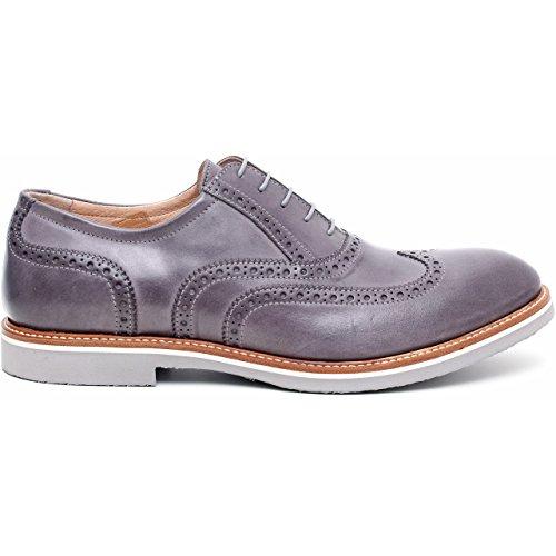 Florida Nero Pour Antracite Giardini À Ville 41 Lacets De Chaussures Homme Gris rrqwOP6