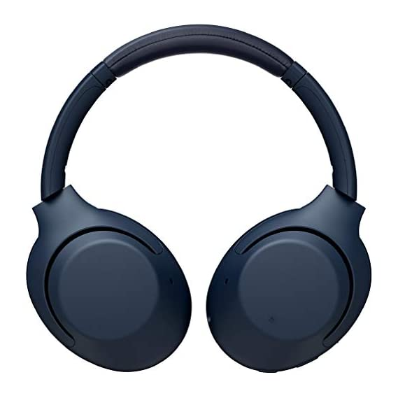 Sony WH-XB900N Wireless Bluetooth Noise Cancelling Extra Bass Headphones with 30 Hours Battery Life, Touch Control