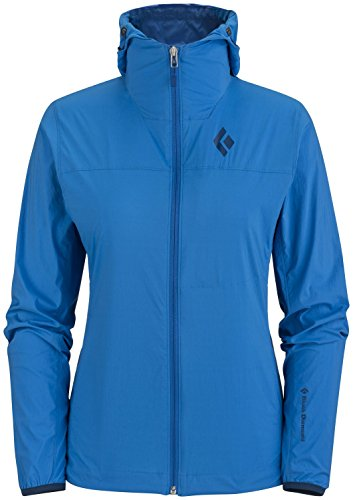 Jacket Shell Alpine - Black Diamond Alpine Start Hoody - Women's Powell X-Small