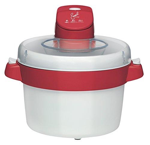 Emeril by T-fal IG5025 Ice-Cream Maker, 1.8 Quart, White