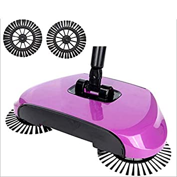 SAOBA Mano creadora-Escoba Pala para Recoger Basura Robot Aspirador doméstico de Limpieza de Polvo del Suelo Sweeper Barrer máquina Inicio CleanTools, ...