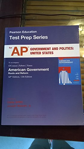 AP* Test Prep for American Government: Roots and Reform