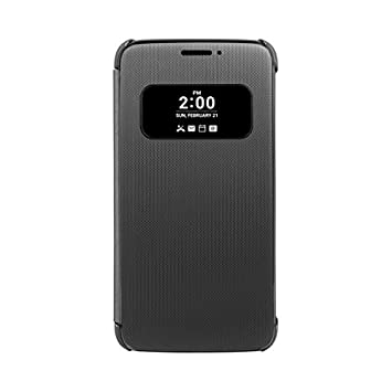 reputable site d5910 04472 LG Mesh Clip-On Folio Case Cover for LG G5 - Grey