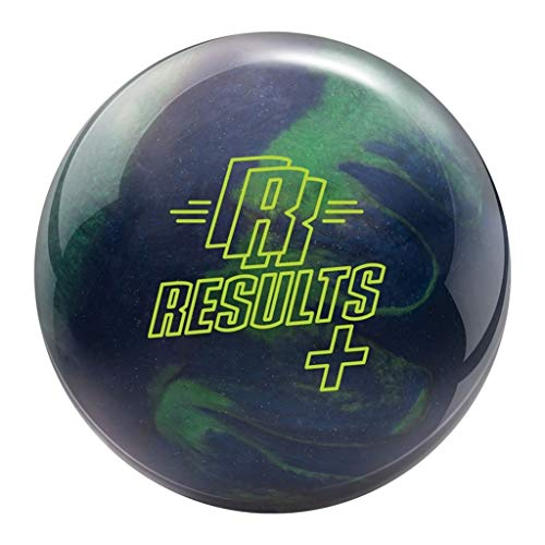 Radical-Bowling-Products-Results-Plus-Bowling-Ball-Emerald-GreenMidnight-Blue-15lbs