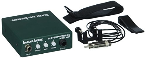 Barcus Berry B3150 String Bass Piezo Transducer and Pre-Amplifier from Barcus Berry