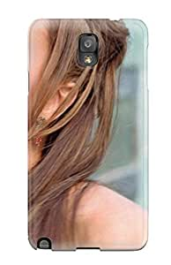 Anti-scratch And Shatterproof Carmen Electra Phone Case For Galaxy Note 3/ High Quality Tpu Case