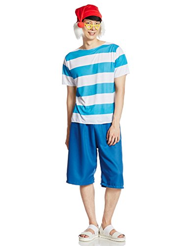 Disney Peter Pan Mr. Sumi Costume - Teen/Men's STD Size