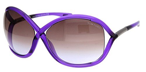Tom Ford Sunglasses - Whitney / Frame: Crystal Purple Lens: Brown - Tom Sunglasses Ford 2013