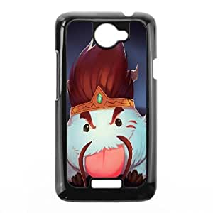 Personalised Phone case League of Legend Poro series For HTC One X S1T3186