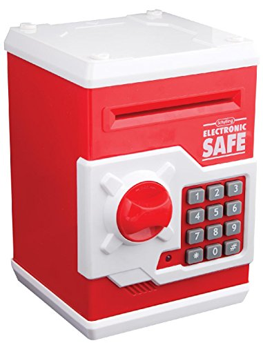 Picture of a Schylling Electronic Safe 19649228195