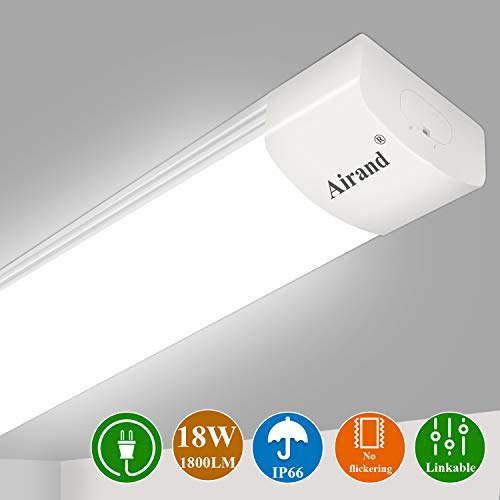 Airand 5000K LED Ceiling Light Fixture