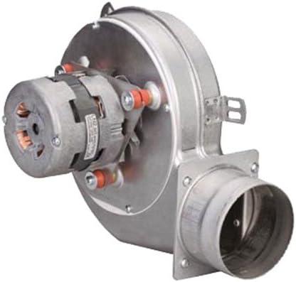 Ventilador Motor Extractor humos para estufa de pellets 70 W PL30 ...