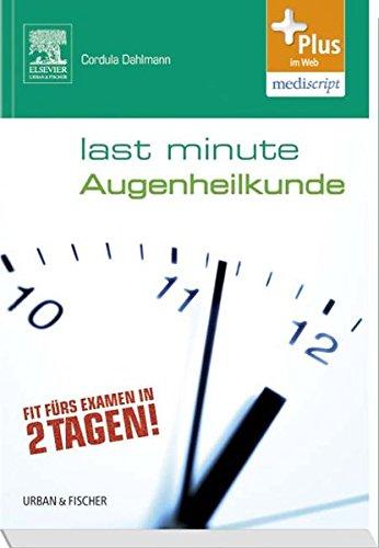 last-minute-augenheilkunde