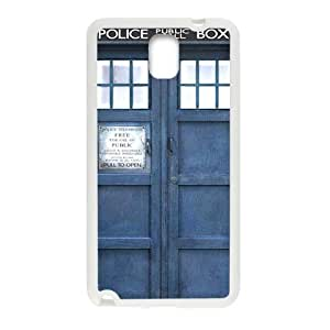 Police Box Hot Seller Stylish Hard Case For Samsung Galaxy Note3