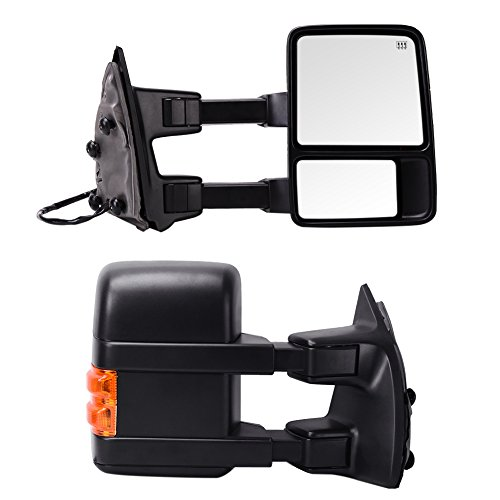 08 ford side view mirrors - 3