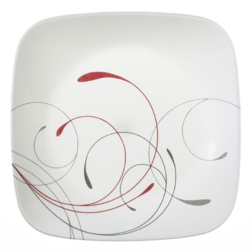 Corelle Square Splendor 9-Inch Plate Set (6-Piece)