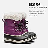 Sorel Youth Yoot Pac Nylon Boot - Rain and Snow