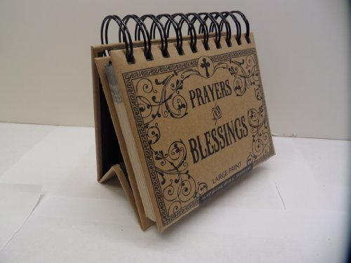 Blessings Perpetual Calendar - 1 X Prayers and Blessings Perpetual Calendar by Day Brighteners