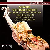 Mozart Wa-Concertos pour Violon K218-207-211-Van Keulen-Cco-Concertgebouw Chamber Orchestra-