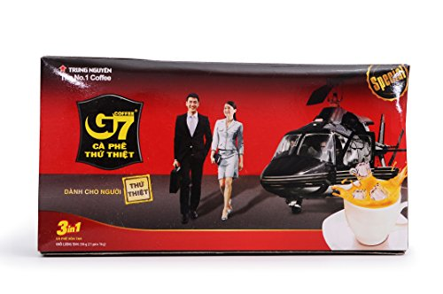 g7 3 in 1 instant coffee - 6