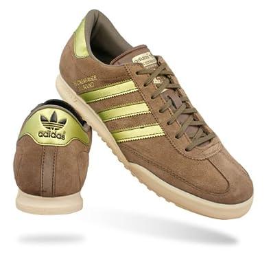 adidas beckenbauer trainers size 13