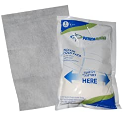 Primacare PCP-69 Instant Cold Pack with Cover Size 6\