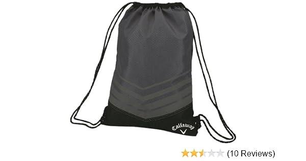 f2cd2ac97da4 Callaway Sport Drawstring Shoe Bag