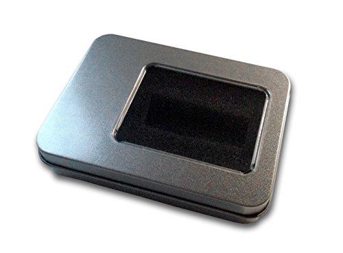 Aluminium Presentation Tin for this USB Stick (Presentation Tin)