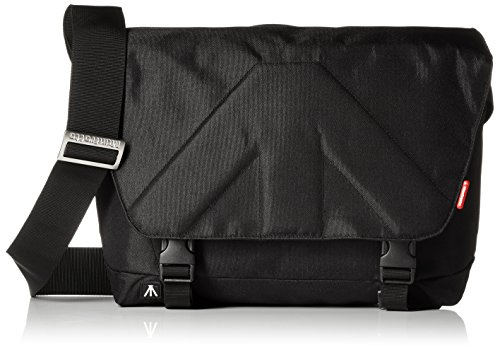 Manfrotto Stile Allegra 30 Messenger Bag - Black by Manfrotto