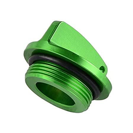 Color: Black Fittings Engine Oil Filler Cap Plug for Kawasaki Z250 Z750//S Z1000 Ninja 250 250R 300 ZX6R ZX6RR ZX9R ZX10R ZX12R ZX14R VERSYS
