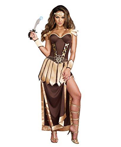 Remember the Trojans Adult Costume - (Trojan Halloween Costume)