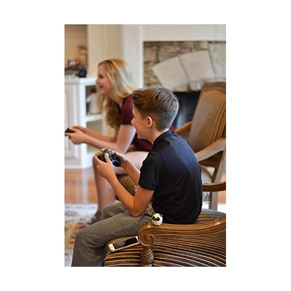 TBS2520 Mini Enceinte Bluetooth sans Fil - Mini-Animal Chien - Super Mignon & Puissante - 3 Watts - Kit Main-Libre Téléphone & Selfie - Appli pour Jouer - pour iPhone Samsung Huawei etc & Tablette 5