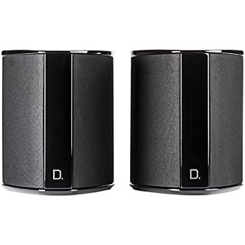 definitive technology studiomonitor 65. definitive technology sr9040 high-performance bipolar surround speaker - (single speaker) studiomonitor 65