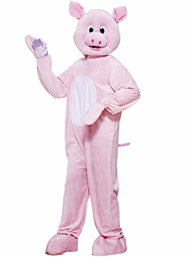 Female Pig Costume (PIG MASCOT)