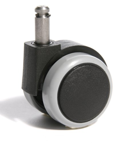 Topstar 6990-3 Design-Hartbodenrollen GAP 10 mm (Set = 5 Rollen)