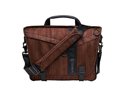 Tenba Messenger DNA 10 Bag - Dark Copper (638-474) by Tenba