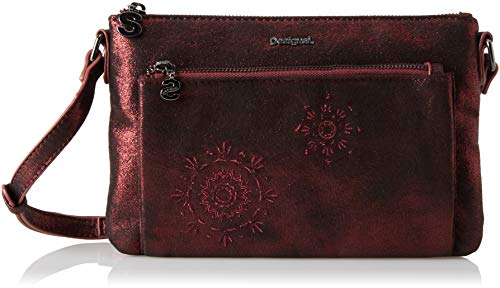 18waxpe3 Brilli carmin Toulouse Desigual Rouge Sac wY8anqvx