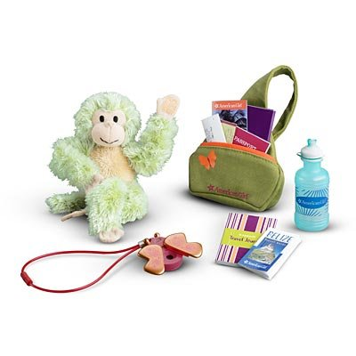 American Girl Jess's Travel Accessories for 18