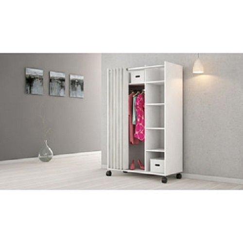 Cabinets and Storage Solutions Wardrobe Closet White Cube Storage Units Apartment Furniture by D-Scan
