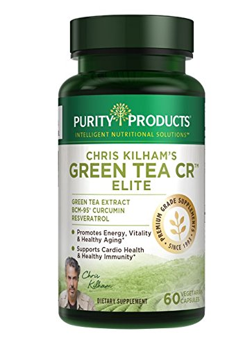 Amazon.com: Green Tea CR ELITE (Green Tea + Curcumin + Resveratrol ...