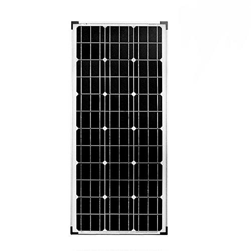 24 opinioni per Offgridtec 1245- Pannello solare, 100 w, 12 v