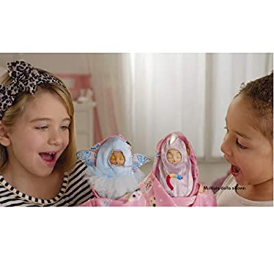 Baby Born Surprise Collectible Baby Dolls with Color Change Diaper, Multicolor: Toys & Games