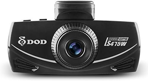 DOD LS475W 1080P@60fps Dash Cam, 2 7